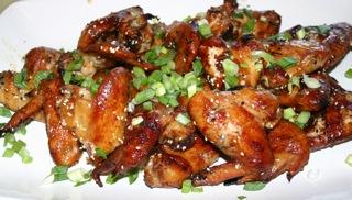 Recipe Tea Smoked Chicken Wings - Foodiekitchen.com